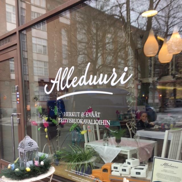 Kahvila Alleduuri